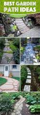20 garden path ideas and walkways making a statement in your yard