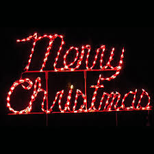 led merry christmas light sign lighted outdoor decorations lighted holiday signs christmastopia com