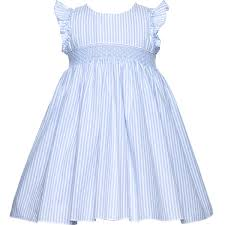 fleurisse french smocked dress