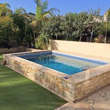 endless lap pool spring has sprung this endless pool adds a splash of blue to the