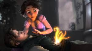 tangled climax