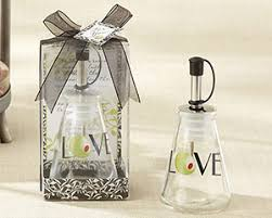 olive favors olive bottle with design wedding favors by kate aspen