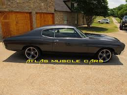 muscle cars for sale 1970 chevelle 350 auto 4367 atlas muscle cars