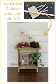 how to make a small table cabinet door table easy build door tables small cabinet and thrift