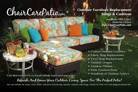 Patio Furniture Reupholstery by Chair Care Patio Furniture Repair Videos Facebook