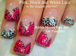 robin moses nail art june 2011