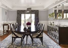 formal dining room with wall mirrors great paint colors for a