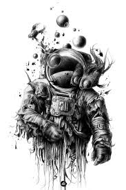 best hd astronaut drawing space astronauts cdr