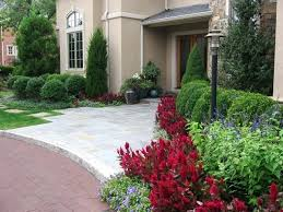 front door gardening ideas front yard garden landscape contemporary