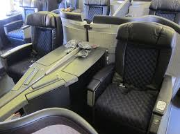 American Airlines Comfort Seats Review American Airlines First Class 777 200 Chicago To Beijing
