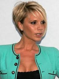 what is the best hairstyle for a 62 year old female with very fine grey hair photo gallery of posh spice short hairstyles viewing 14 of 20 photos