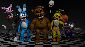 how to make a fnaf fan game artstation five nights at freddy s 2 fan made toy 3d models