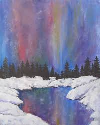 northern lights in idaho 2017 northern lights owl s flight art by theresa stahl