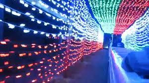 christmas lights train ride griffith park train ride christmas light show 12 8 15 youtube