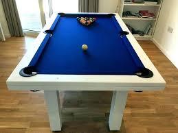 pool table conversion top pool table conversion top dining pool dining table white white pool