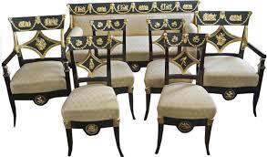 Antique Living Room Furniture Antique Living Room Set By Josef Ulrich Danhauser For Danhauser