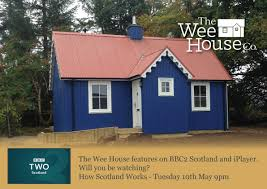 news modular homes the wee house company ayrshire