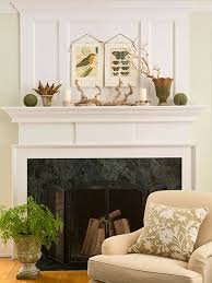 captivating pictures of fireplace mantels decorated 39 on home