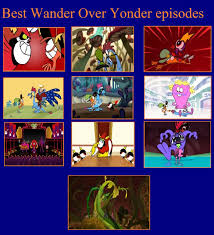 Wander Over Yonder Meme - top ten wander over yonder episodes by subukunojess on deviantart