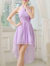 Dresses For Prom Purple Halter Midi Dress For Prom Bridesmaid Wedding Dress Ph