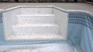 protex coatings in ground fiberglass pool steps repair