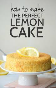 how to make lemon cake in no time carmela pop