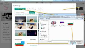 Flag In Computer Centering The Navbar Content With Two Flags Mobirise Forums