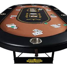 10 player round poker table poker table 10 player texas holdem game folding casino legs cup