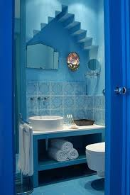 blue bathroom wall tile ideas and pictures