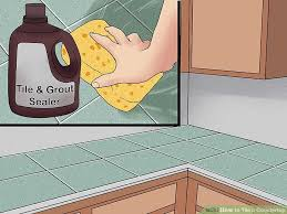 How To Tile A Floor 3 Ways To Tile A Countertop Wikihow