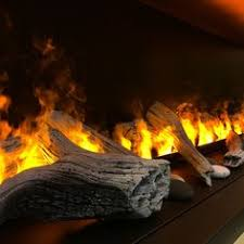 Realistic Electric Fireplace Insert electric fireplace with water vapor technology opti myst 100