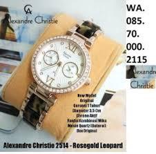 Jam Tangan Alba Jogja jual jam tangan wanita alexandre christie jogjakarta