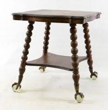 claw foot table with glass balls in the claw oak glass ball and claw foot table lot 68 memories pinterest