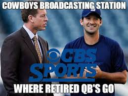Retirement Meme - 8 best memes of tony romo retiring from the nfl sportige