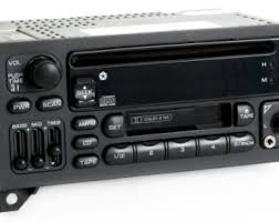 2005 dodge durango aux input chrysler 2002 to 07 rbq am fm 6 disc cd player radio upgraded