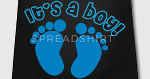 baby shower t shirts it s a boy t shirt spreadshirt