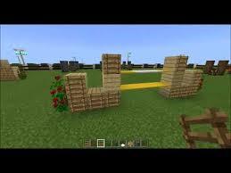 minecraft ribbon minecraft ribbon stables 4 piquetes pistas e haras em modo