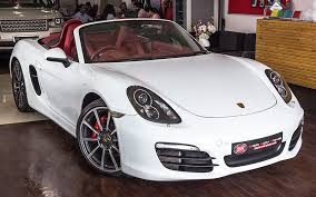 porsche boxster white buy used porsche boxster s india at magus cars