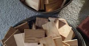 any crafting ideas for these small thin wood pieces hometalk