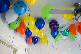balloons for him diy birthday message balloons the pencil box