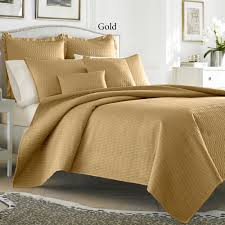Queen Bed Coverlet Set Hudson Poly Satin Quilted Coverlet Set By J Queen New York