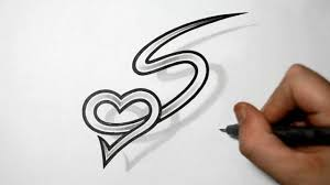 letter s and combined design ideas for initials