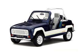 renault white modelcar renault 4l jp4 bleu ardoise metallise white limited to