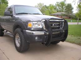Ford Explorer Grill Guard - a few of my junkyard mods ranger forums the ultimate ford