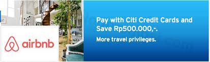 airbnb mata uang rupiah airbnb promo hemat rp 500 000 bayar dengan kartu kredit citibank