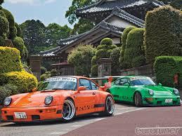 1991 porsche 911 turbo rwb rauh welt begriff porsches rough world concept eurotuner magazine