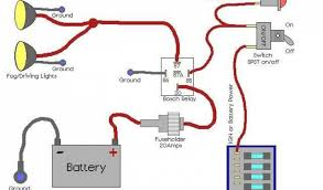 fog light wiring diagram with relay dolgular