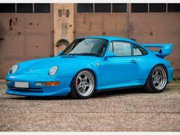 porsche blue rm sotheby u0027s 1995 porsche 911 gt2 london 2016