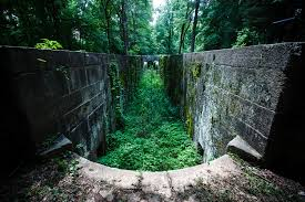 there u0027s an old abandoned canal in south carolina you can actually