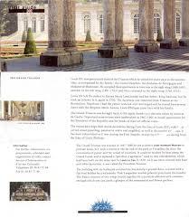 the bell curve of life paris u0027 best 2 versailles estate trianon